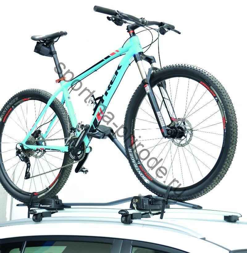 Крепление велосипеда на крышу PERUZZO Pure Instinct