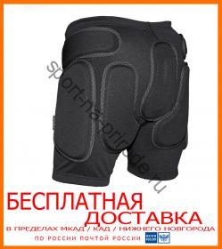 Детские зашитные шорты для коньков БИОНТ ЭКСТРИМ ПЛЮС