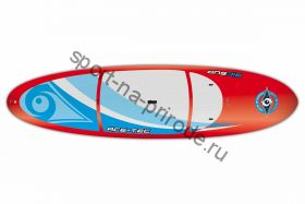 """SUP board BIC 10'6"""" PERFORMER RED"""