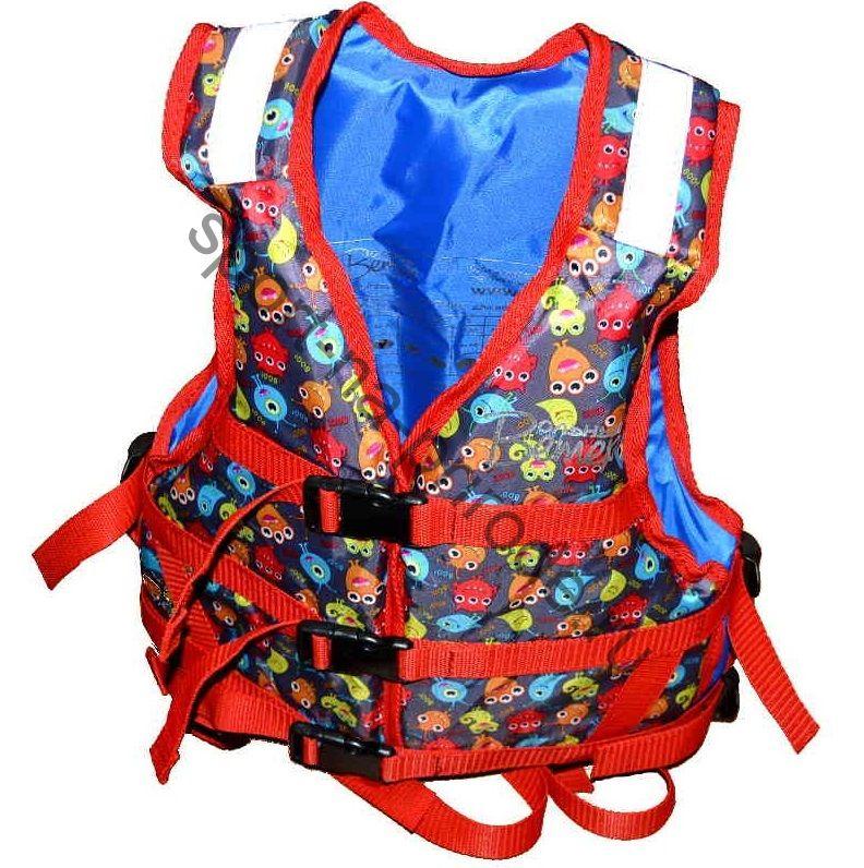 """Детский спасательный жилет """"Юниор-Дизайн"""""""