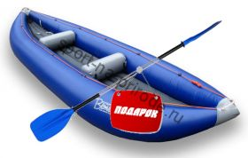 Байдарка (лодка) надувная Пионер 450