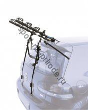 Крепление велосипеда на заднюю дверь PERUZZO Cruiser Delux (3 вел.) сталь d25мм (1 шт./блистер)