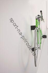 Крепление велосипеда на стену Qube XS (за любую часть рамы, 360 градусов) белое