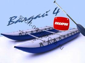 Катамаран Валдай-4
