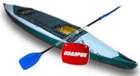 Байдарка (лодка) каркасно-надувная Добрыня-2