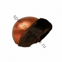 Bronze Brown Fur нашлемник