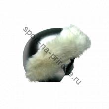 Silver White Fur