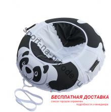 """Санки-ватрушка (тюбинг) """"Панда 110"""" с камерой"""
