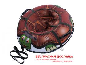 "Санки-ватрушка (тюбинг) ""Русская черепаха 95"" с камерой"