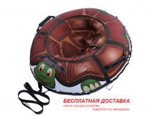 "Санки-ватрушка (тюбинг) ""Русская черепаха 110"" с камерой"